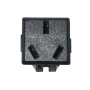 MCB-063 NEMA American standar MCB-063 NEMA American standard plug socket - NEMA American standard plug socket  manufactured in China